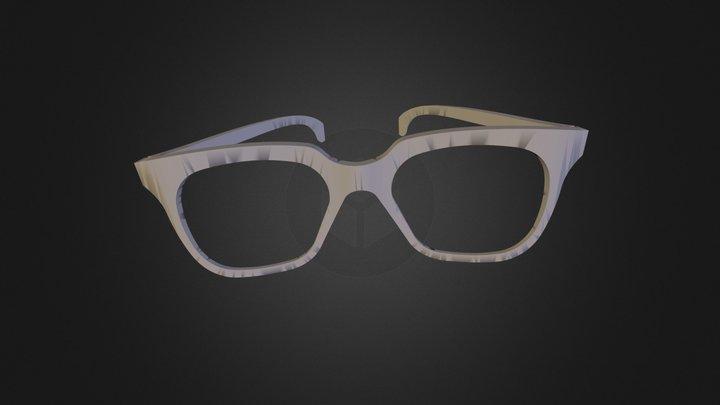 משקפיים 3D Model