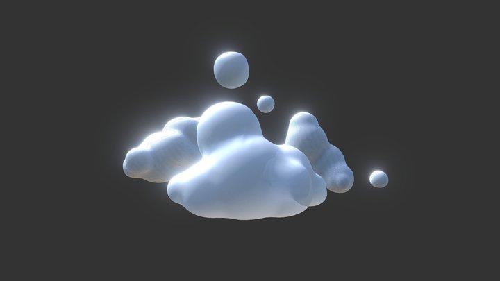Nubes Ta 3D Model