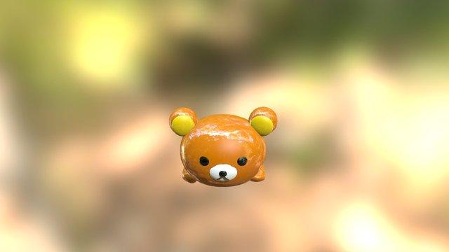Rirakkuma 3D Model