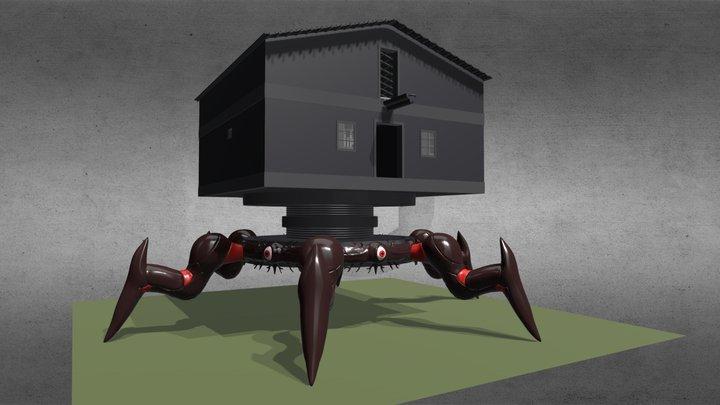 Anameino 3D Model