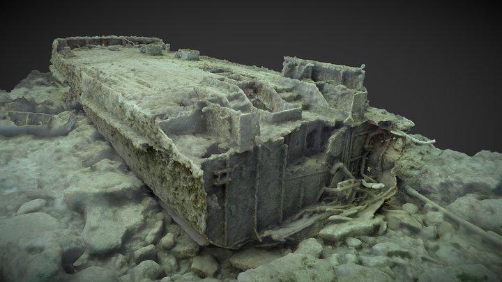 White Star 3D Model