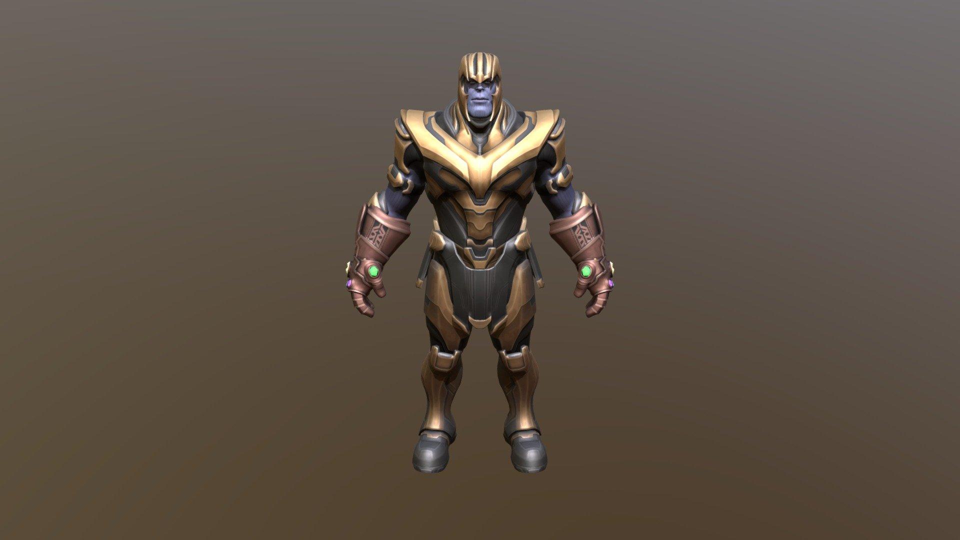 Fortnite Thanos Download Free 3d Model By Fortnite Re Uploaded Muhamedataman032 1ad8e41 Sketchfab
