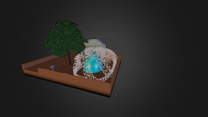 Front Yard Model 3D Model