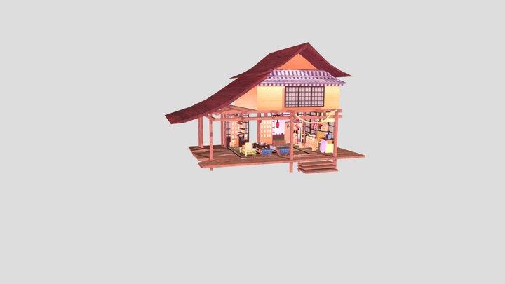 Munoz room 3D Model