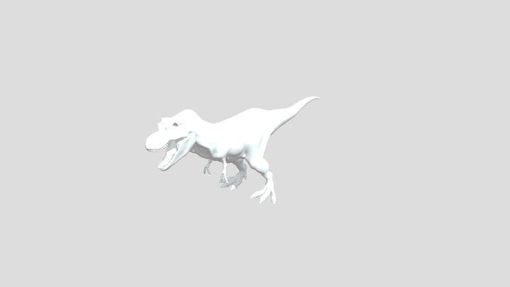 Big Wang Dragon 3D Model