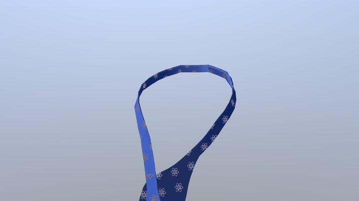 BZR Bow Tie 3D Model