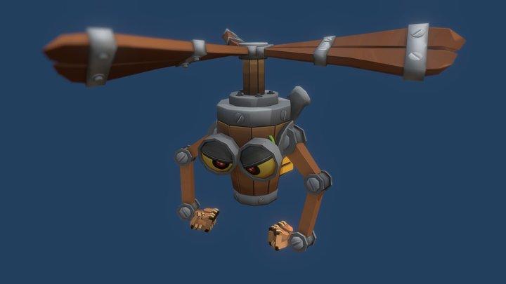 Kopter! 3D Model