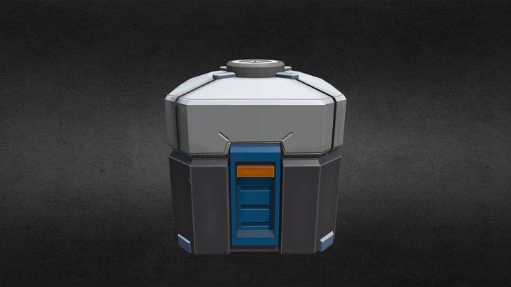 Lootbook 3D Model