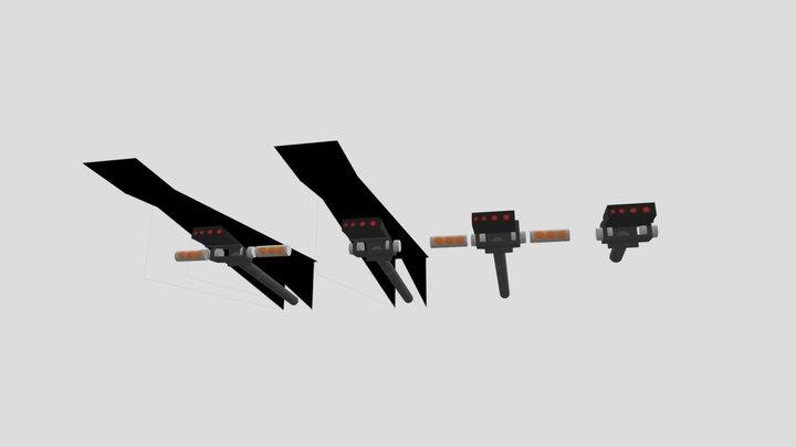 Kuback-mod 3 3D Model