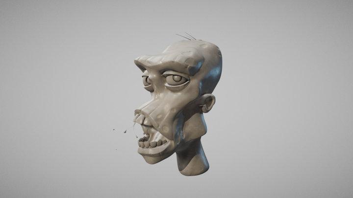 SculptJanuary Day 17 3D Model