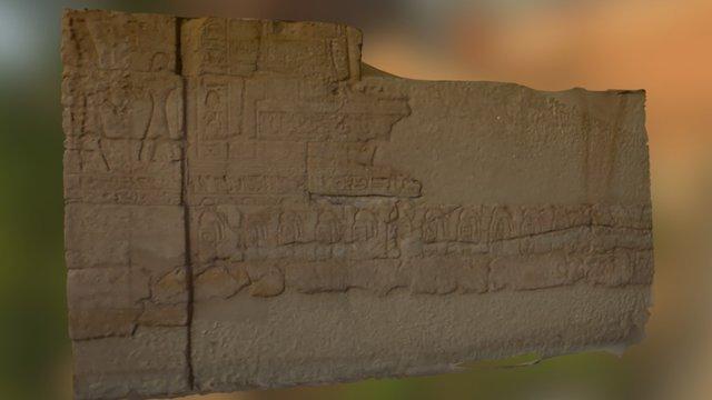 The Temple of Aksha 3D Model