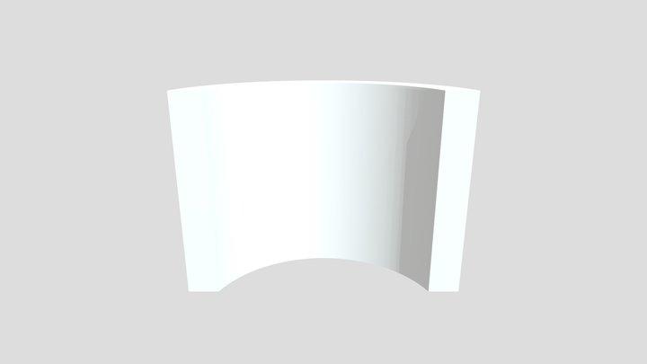 Slide Section 3D Model