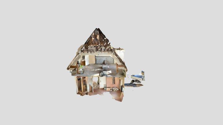 Tourgeville Amis Entree 3D Model