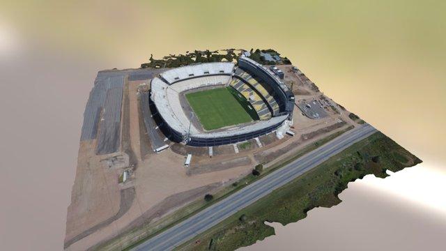 3D Estadio Club Atletico Peñarol - Uruguay 3D Model