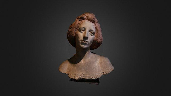 Bust by Dressler 3D Model