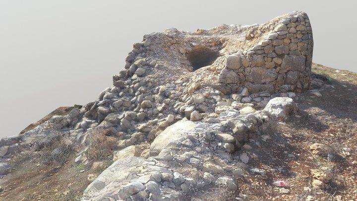 Montar #5, Altirha area in Ramallah 3D Model