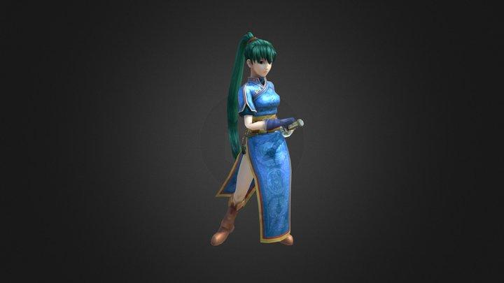 Lyn 3D Model
