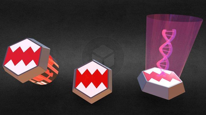 [Updating...] Ben 10 Omniverse - Nemetrix 3D Model
