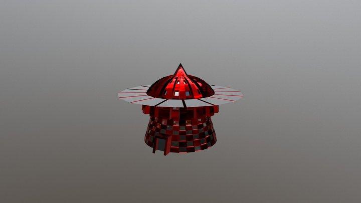 Wierd Lighthouse 3D Model