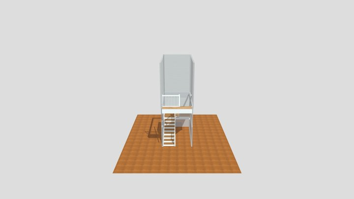 Straumsvegen 1290 3D Model