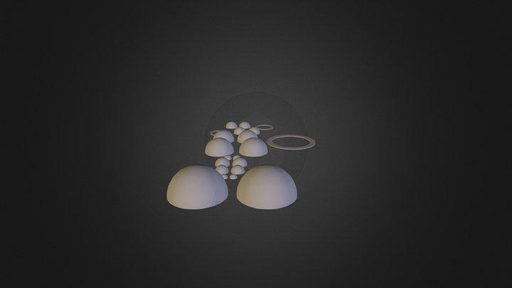 Päikesesüsteem 3D Model