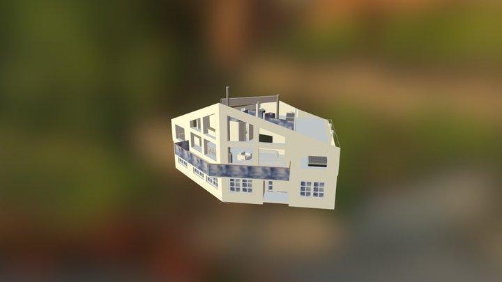 Åre-Loft 3D Model