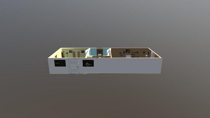 F2FMain4 3D Model