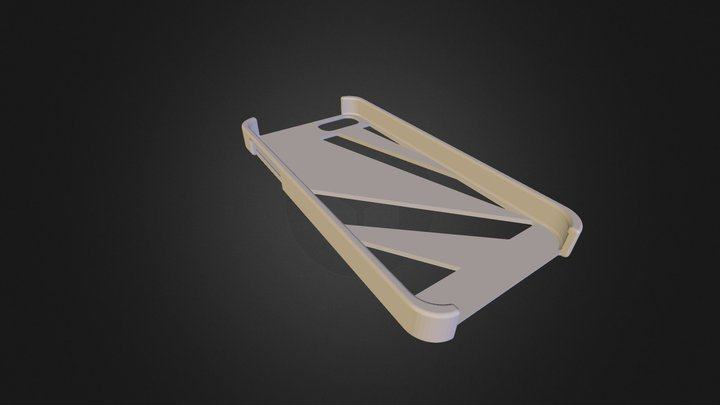 my iphone case 3D Model
