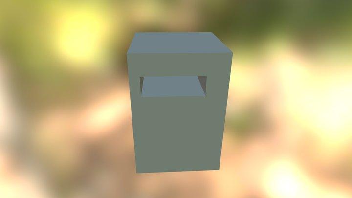 pi box 3D Model