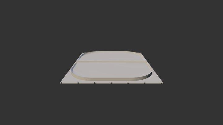 18x30 Molds 3D Model