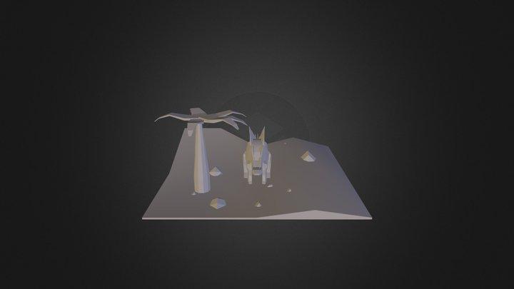 Project3 Export 3D Model