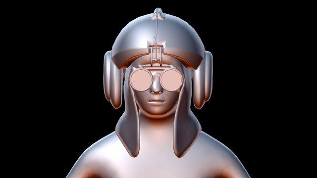 Anakin001 3D Model