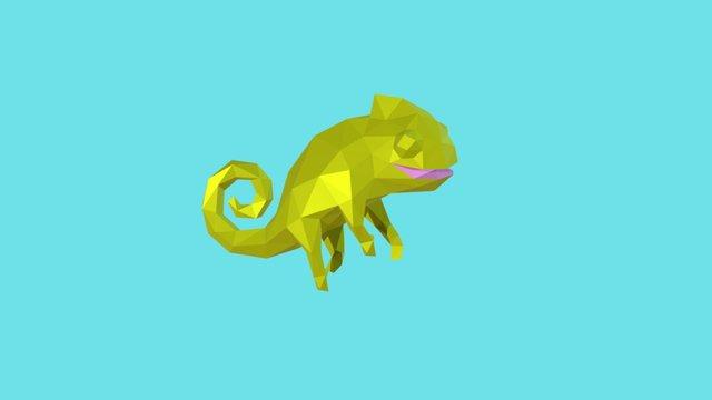 DT WORKSHOP Chameleon Kickstarter 3D Model