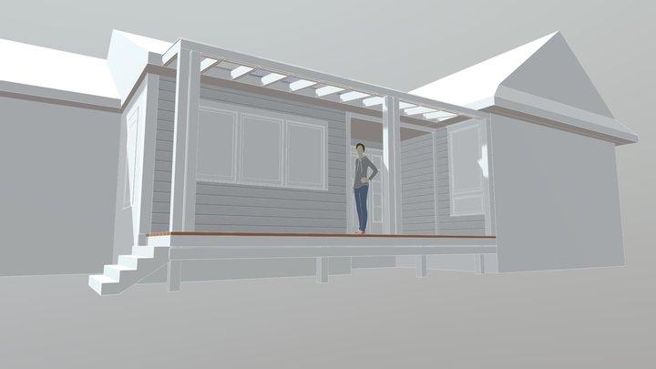 Krempels Concept #2 3D Model
