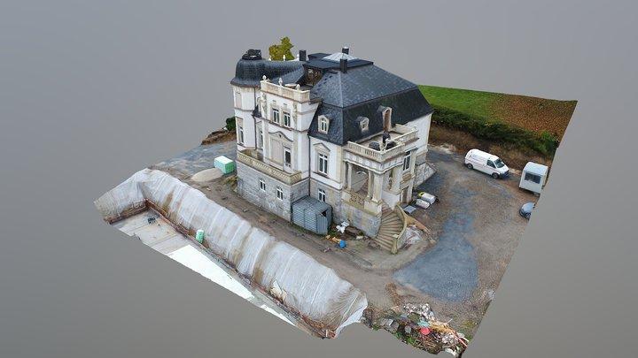 The Villa Part 2 3D Model