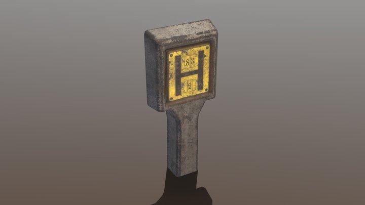 HSign 3D Model