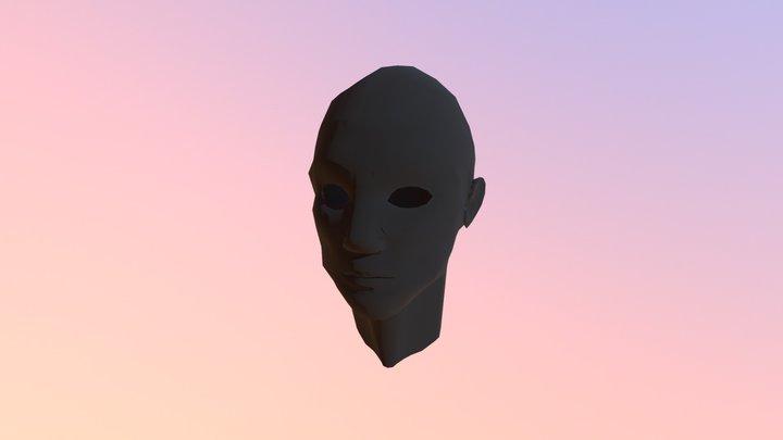 Cabeza 3D Model