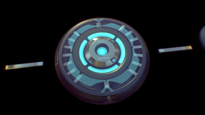 CV-Base 3D Model