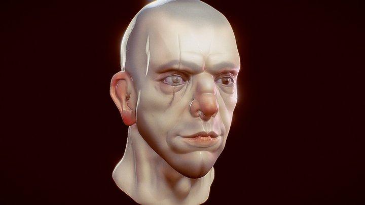 Guy 3D Model
