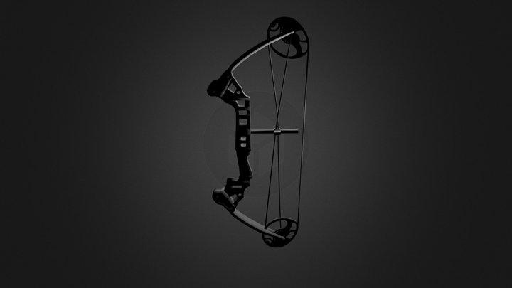 Arc A Poulie 3D Model