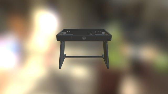 Vector Desk 3D Model