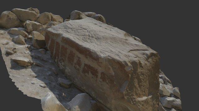 Petroglifo 3D Model