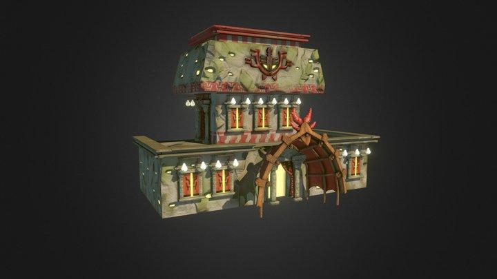 Guild 3D Model