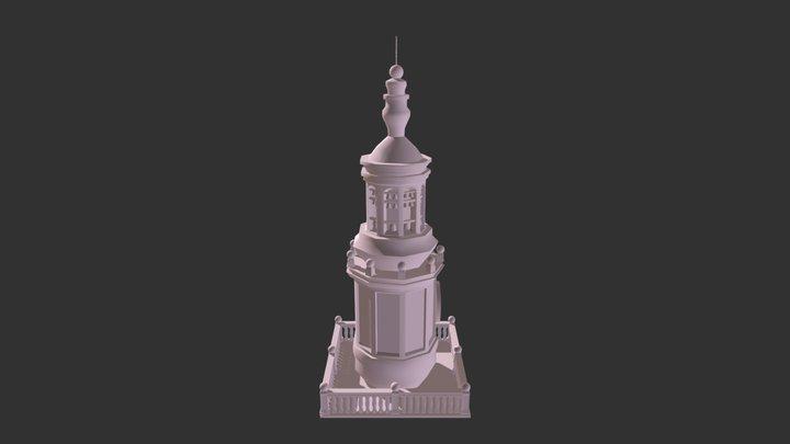 3dzoetemeerfbx 3D Model