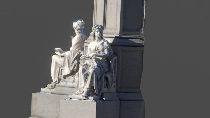 Photogrammetry of Gettysburg Monument 3D Model