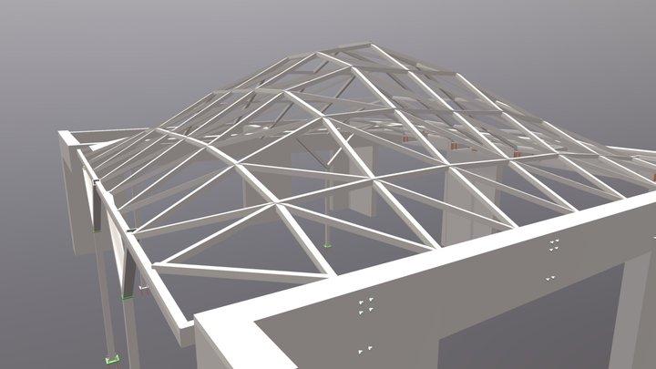 ORZ KUP03 3D Model
