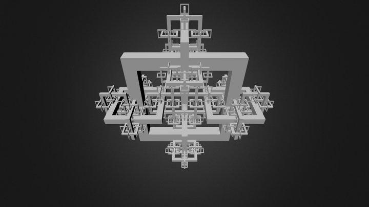 Fractal 05 3D Model