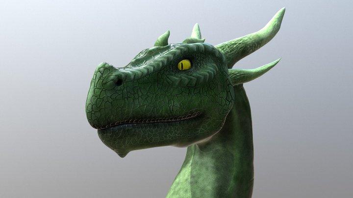 Dragao 3D Model