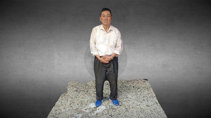 Mr. CHH 3D Model