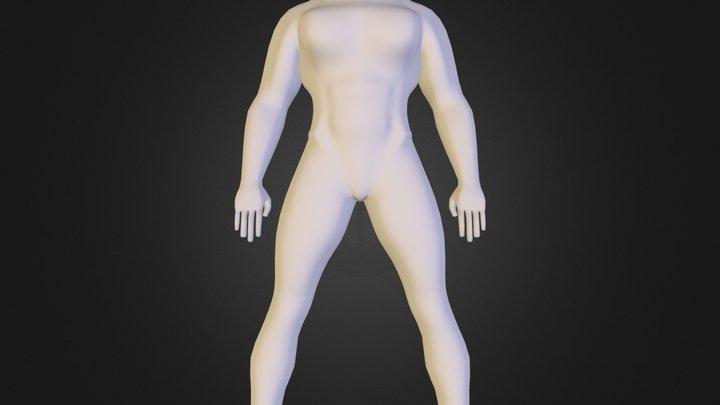 Bp.obj 3D Model